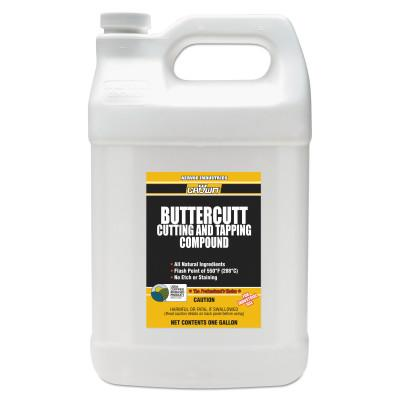 Aervoe Industries Buttercut Cutting/Tapping Compounds, 5 gal, 5041F
