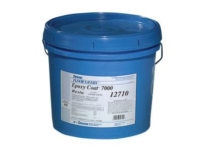 Devcon 2-GAL. EPOXY COAT FLOOR SAVER 7000 GREY, 12710