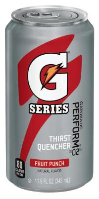 Gatorade Cans, Fruit Punch, 11.6 oz, Can, 30903