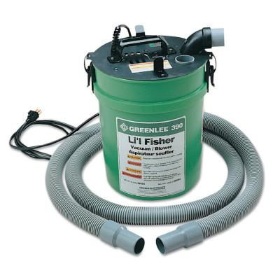 Greenlee® Vacuum/Blower Power Fishing Systems, 5 gal, 332-390