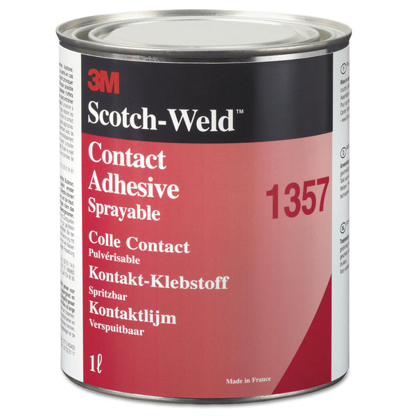 3M Scotch-Grip High Performance Contact Adhesive 1357 (1 Qt) - AMMC