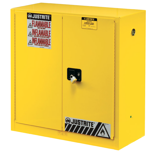 Juatrite Sure-Grip EX Flammable Safety Cabinet - AMMC