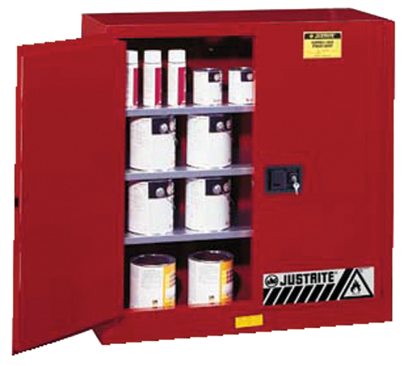 Justrite Combustibles Safety Cabinet - AMMC