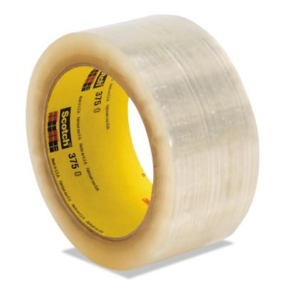 3M 3M Industrial 021200-72406 Scotch High Performance Box Sealing Tapes 375, 021200-72406