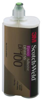 3M Scotch-Weld Two-Part Epoxy Adhesives, 1.7 oz, Dou-Pak, Translucent, 021200-82255