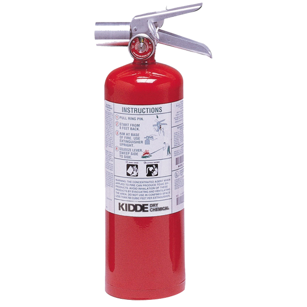 Kidde Halotron I Fire Extinguishers - AMMC - 1