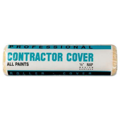 Krylon® Industrial Contractor Knit Covers, 9 in, 1/2 in Nap, Knit Polyester, 508470900
