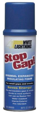 Krylon® Industrial Stop Gap! Minimal Expanding Insulation Foam, 16 oz Aerosol Can, WL1111100
