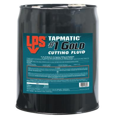 ITW Pro Brands Tapmatic #1 Gold Cutting Fluids, 5 gal, Pail, 40340