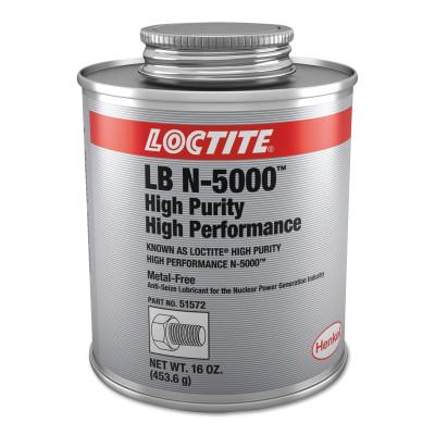 Loctite High Performance N-5000 High Purity Anti-Seize, 1 lb Can, 234341