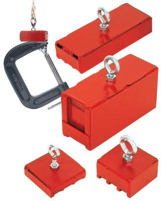 Magnet Source Holding & Retrieving Magnets, 150 lb, 7542