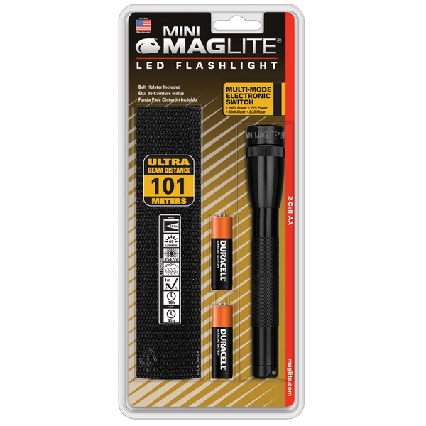 Mini Mag-Lite LED Flashlights - AMMC - 1