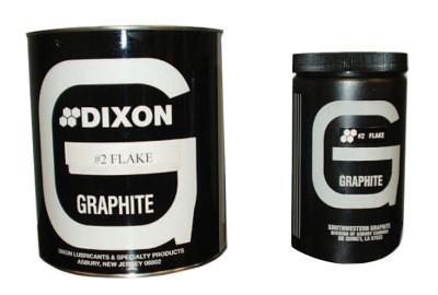 Dixon Graphite Small Lubricating Flake Graphite, 1 lb Can, L2F1C