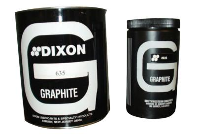 Dixon Graphite Lubricating Natural Graphite, 5 lb Can, L6355