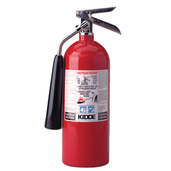 Kidde 466181 Proline CO2 Fire Extinguisher - AMMC