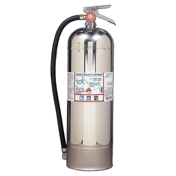 Kidde 466403 Proline Water Fire Extinguisher - AMMC