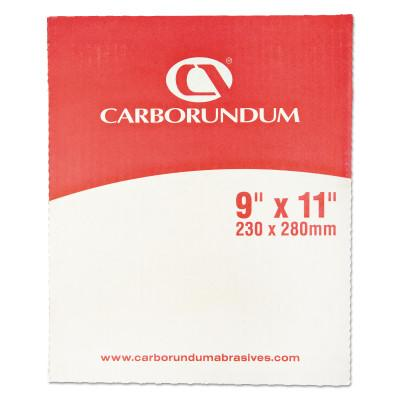Carborundum Carborundum Mirror Finish Aluminum Oxide WP Paper Sheets, P320, 5539563885