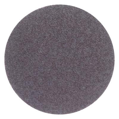 Carborundum Resin Cloth Discs, Ceramic Aluminum Oxide, 5 in Dia., 50 Grit, 5539520766