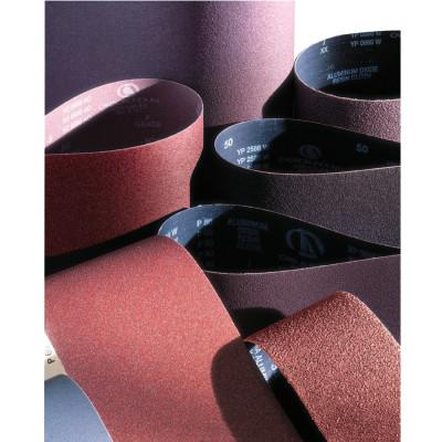 Carborundum Wide Belts, 37 in X 75 in, 180, Aluminum Oxide, 5539599987