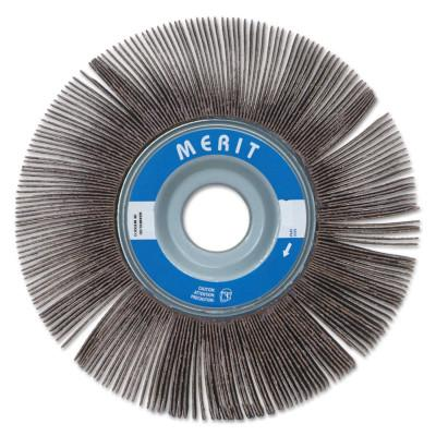Merit Abrasives Type K Sof-Tutch, 6 in x 1 in, 180 Grit, 6,000 rpm, 8834121007