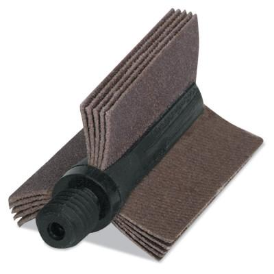 Merit Abrasives Aluminum Oxide B-4 Series Bore Polishers, 120 Grit, 20,000 rpm, 8834154102