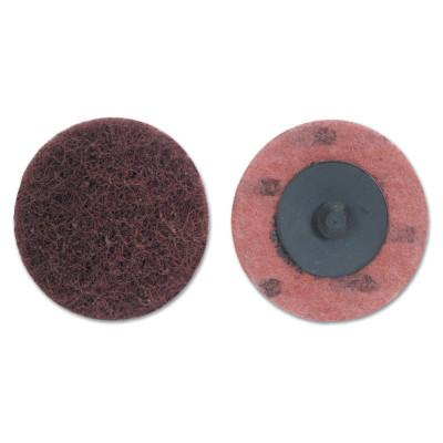 "Merit Abrasives PowerLock Buffing Discs-Type III, 3"", Coarse, 8834161651"