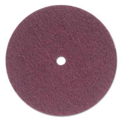 Merit Abrasives High Strength Buffing Discs, 6 in, Very Fine, 8834162411