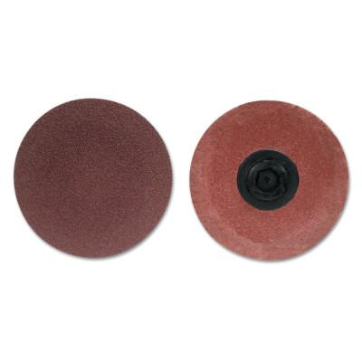 Merit Abrasives ALO FlexEdge Cloth Discs-Type I, Aluminum Oxide, 3 in Dia., 120 Grit, 8834164356