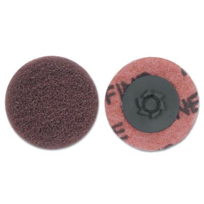 "Merit Abrasives PowerLock Buffing Discs, Type I, 2"", Fine, 8834166281"