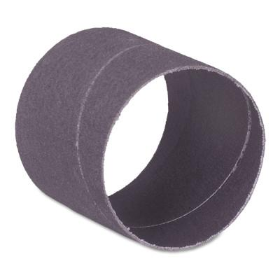 Merit Abrasives Merit Abrasives Spiral Bands, Aluminum Oxide, 80 Grit, 1 x 2 in, 8834196268