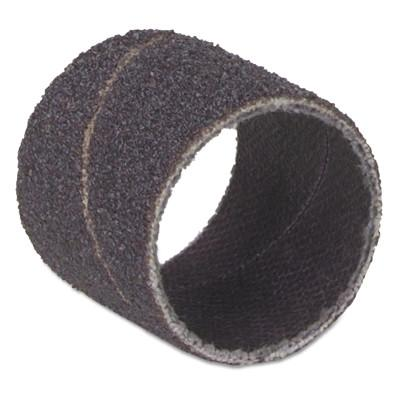 Merit Abrasives Merit Abrasives Spiral Bands, Aluminum Oxide, 180 Grit, 3/8 x 1/2 in, 8834196504