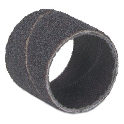 Merit Abrasives Merit Abrasives Spiral Bands, Aluminum Oxide, 80 Grit, 3/8 x 1/2 in, 8834196512