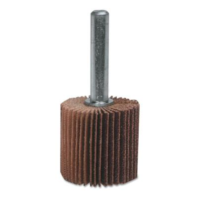 Merit Abrasives Flexible Mini Grind-O-Flex, 1 in x 1 in, 80 Grit, 30,000 rpm, 66261056934