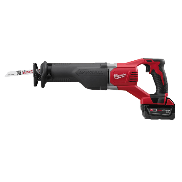 Milwaukee M18 Sawzall Cordless Reciprocating Saws - AMMC