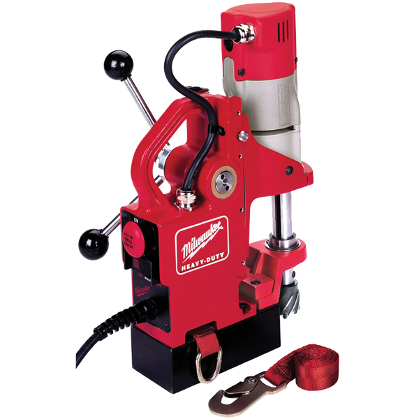 Milwaukee Heavy-Duty Compact Electromagnetic Drill Press - AMMC - 1
