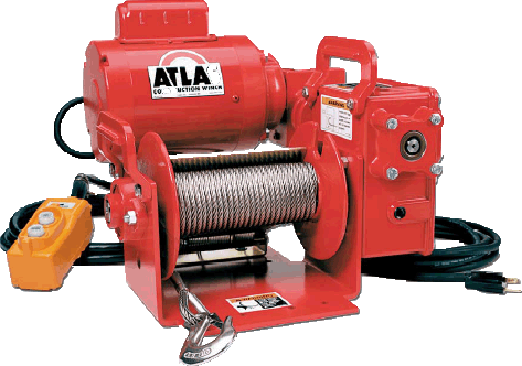 Thern Portable Winches - AMMC - 1
