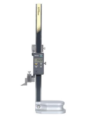 Mitutoyo 0-8 in/200mm, .0005 in/0.01mm Digimatic Height Gage, 570-244