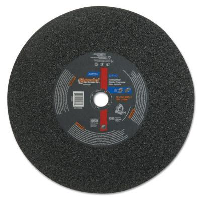 Norton Gemini Chop Saw Reinforced Cut-off Wheels, 14 in Dia, A364-P Grit, 66253313588