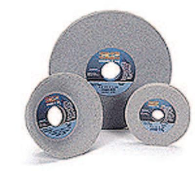 "Norton Type 02 Cylinder Vitrified Grinding Wheels, 6 X 1, 4"" Arbor, 60, 66261138322"