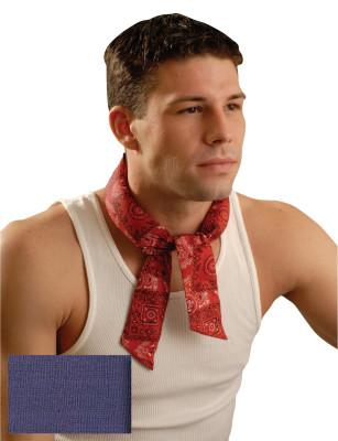 OccuNomix MiraCool Neck Bandanas, 2 in X 34 in, Big Flames, 940-FLA