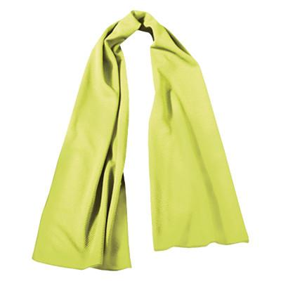 OccuNomix Wicking and Cooling Towels, 8 in X 36 in, Hi-Viz Yellow, TD400-HVY