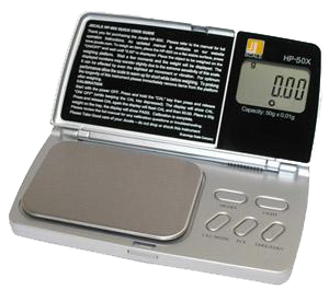 Jennings Hp-100x Digital Scale - AMMC