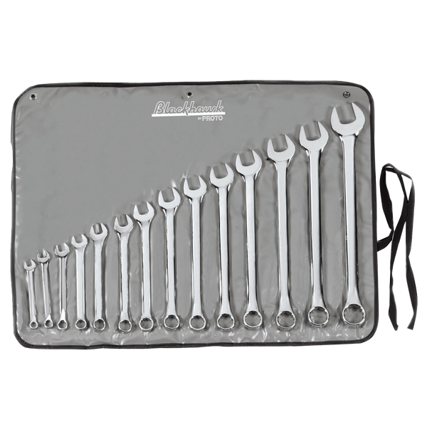 Blackhawk 14 Piece Combo Wrench Set - AMMC - 1