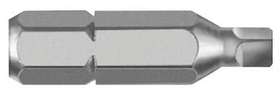 "Stanley® Products #3 Square Recess Insert Bit 1"" OAL 2 Pc., 3512272C"