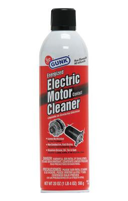 Radiator Specialty Electric Motor Contact Cleaners, 20 oz Aerosol Can, NM-1