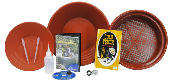Gold Buddy Strike It Rich Gold Panning Kit - AMMC