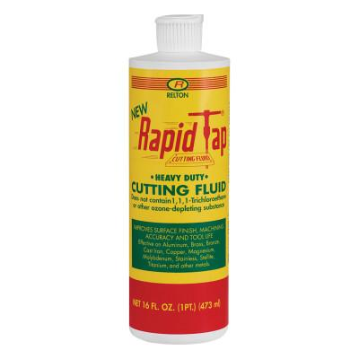 Relton Rapid Tap Metal Cutting Fluids, 1 pt, Can, PNT-NRT