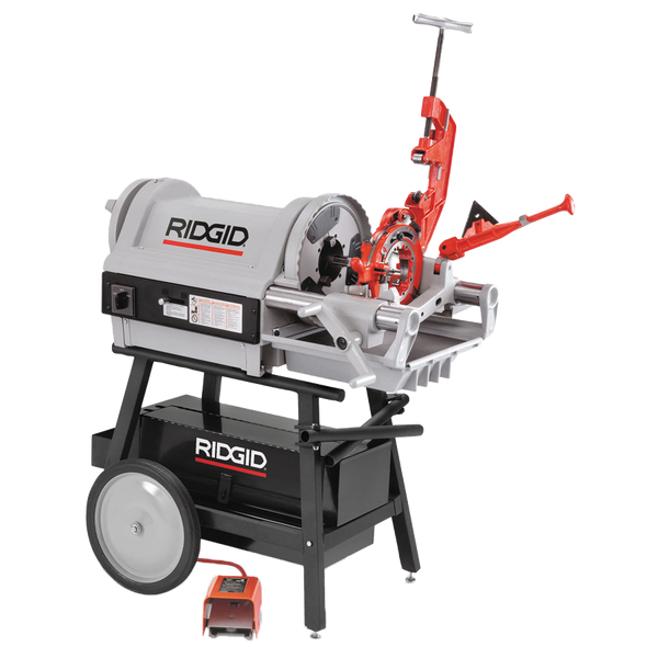 Ridgid Model 1224 Power Threading Machine