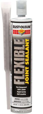 Rust-Oleum® Industrial Concrete Saver Flexible Joint Sealant, 9 oz , Light Gray, 261998