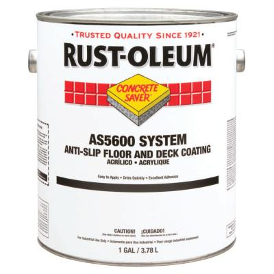 Rust-Oleum® Industrial AS5600 ANTI-SLIP FLR/DECK COAT 1 GL. ACRYLIC BLK, 261176